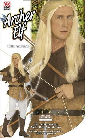 Vestito di carnevale elfo