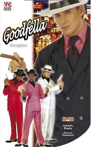 Costume di carnevale gangster goodfella