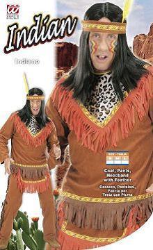 Vestito di carnevale indiano