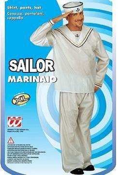 Vestito di carnevale marinaio