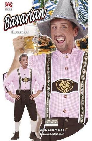 Vestito di carnevale bavarese