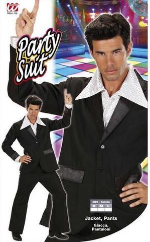 Vestito di carnevale discoteca