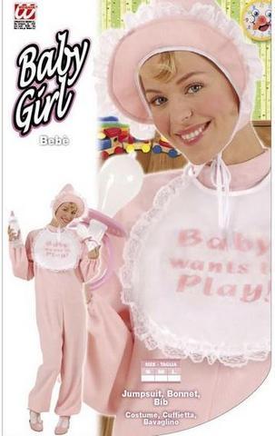 Costume di carnevale bebé e baby
