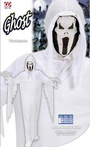 Costume di carnevale fantasma bambino