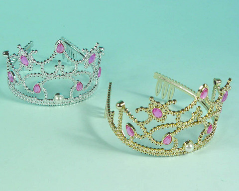 Accessori di carnevale corona principessa