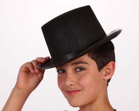 Accessori di carnevale cappello cilindro