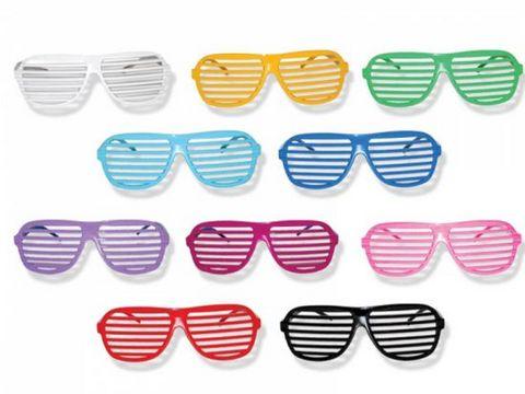 Articoli regalo - occhiali colorati