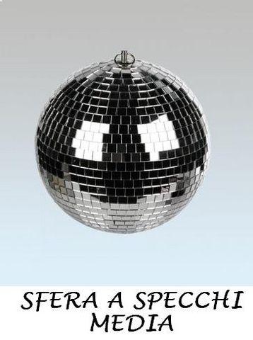 Articoli regalo - sfera a specchi discoteca