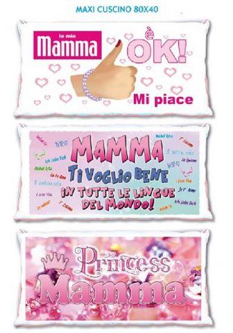 Articoli regalo - cuscino maxi mamma