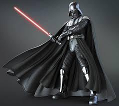 Vestito di carnevale star wars - darth fener cavaliereoscuro
