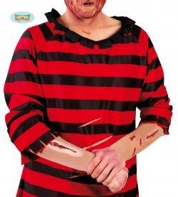 Accessorio halloween ferite braccia e gambe