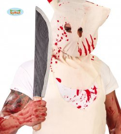 Accessorio halloween machete