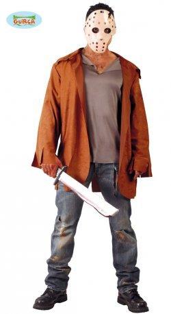 Costume di halloween assassino killer