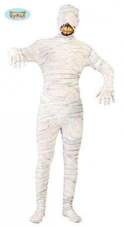 Costume di halloween mummia