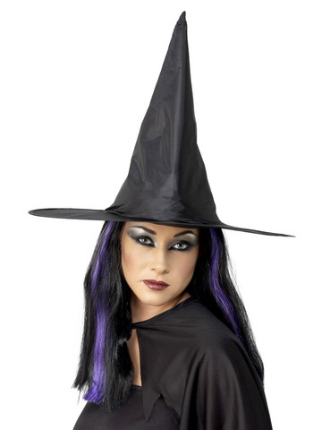 Accessorio halloween cappello strega