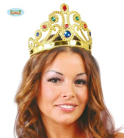 Accessori di natale corona regina