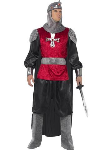 Costume di carnevale da cavaliere medioevale