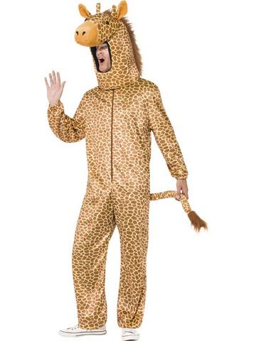 Costume di carnevale giraffa