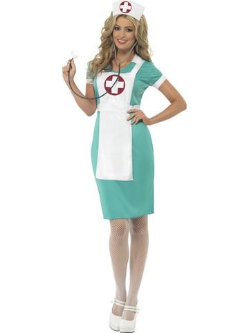 Costume di carnevale infermiera