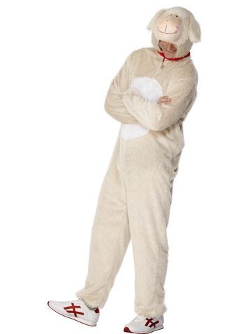 Costume di cranevale da pecora