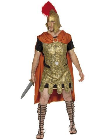 Costume di carnevale da soldato romano