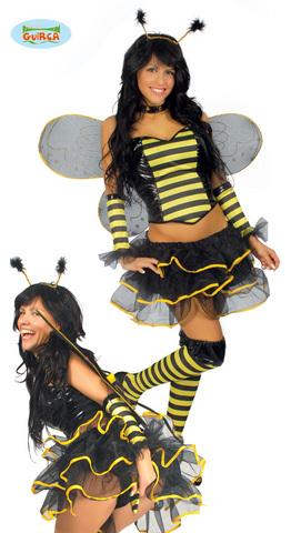 Costume di carnevale da ape sexy