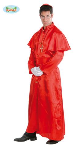 Costume di carnevale da cardinale