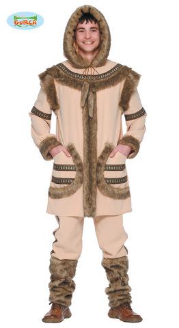 Costume di carnevale da eschimese