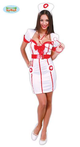 Costume di carnevale da infermiera sexy