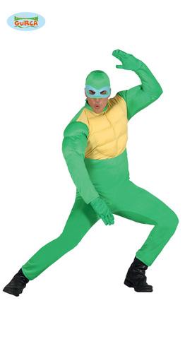 Costume di carnevale da tartaruga ninja