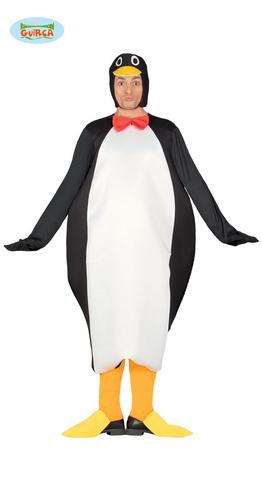 Costume di carnevale da pinguino