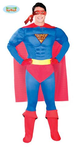Costume di carnevale da superman