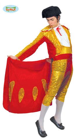 Costume di carnevale da torero matador