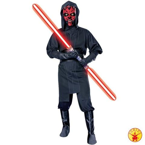 Costume di carnevale da darth maul star wars