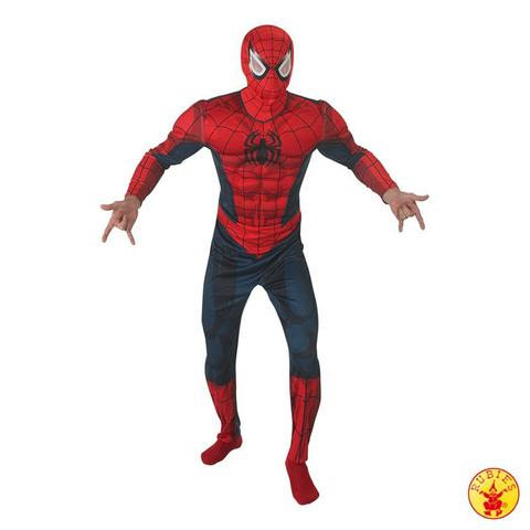 Costume di carnevale da spiderman