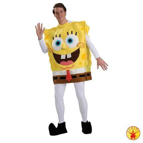 Costume di carnevale da spongebob