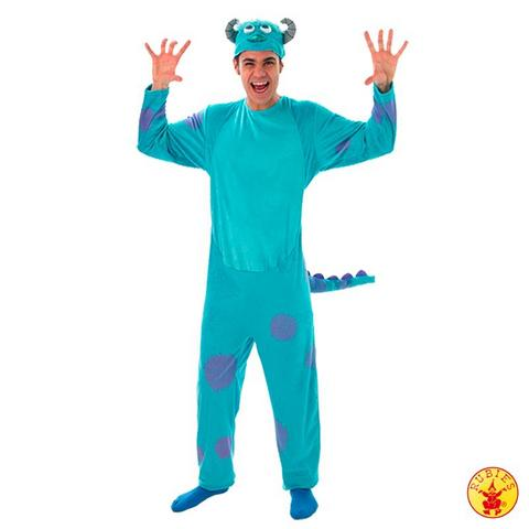 Costume di carnevale da sulley monsters and co