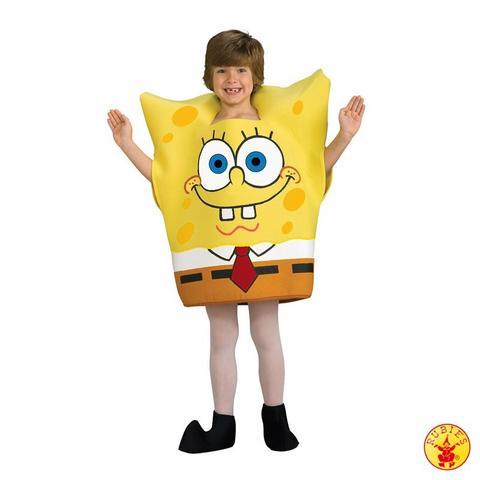 Costume di carnevale da spongebob bambino