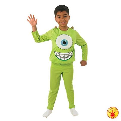 Costume di carnevale da mike monsters and co bambino