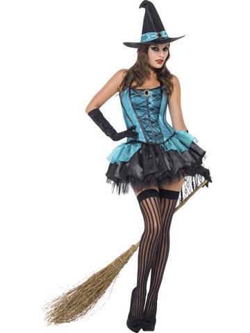 Costume di halloween strega sexy