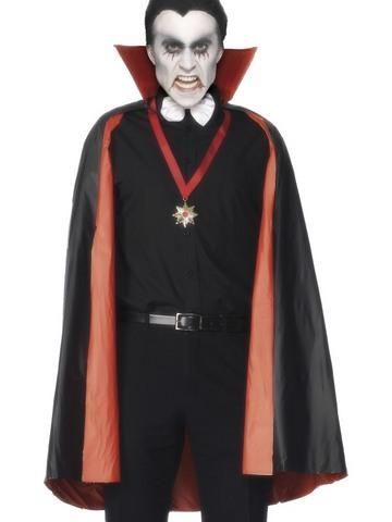 Costume di halloween mantello vampiro
