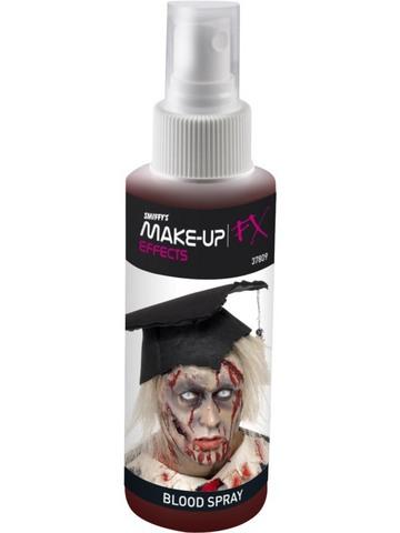 Accessorio di halloween sangue spray