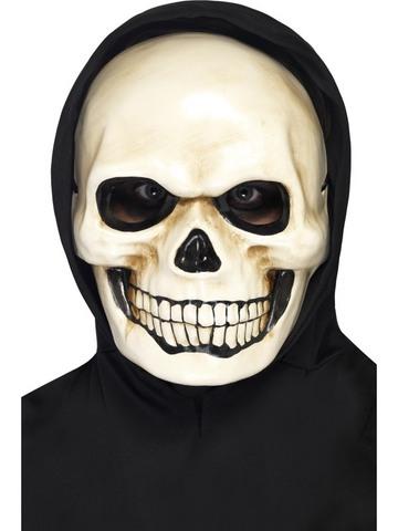 Accessorio di halloween maschera scheletro