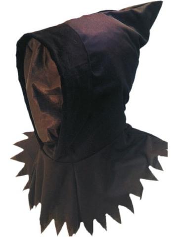 Accessorio di halloween maschera tenebra