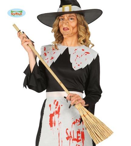 Accessorio di halloween scopa strega