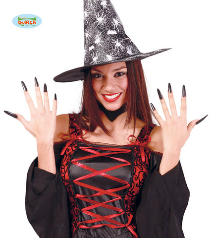 Accessorio di halloween unghie strega | Grandi Sconti | Apollo -  Il tuo dream shop a Lugano
