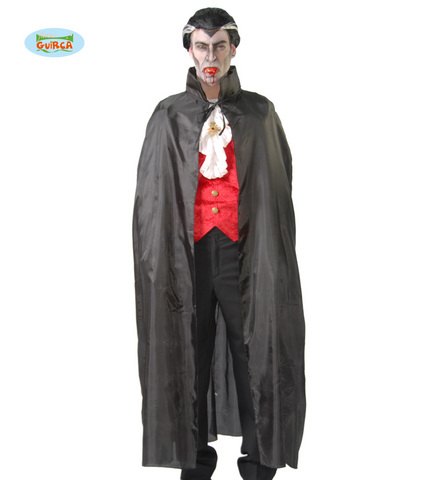 Costume di halloween mantello nero | Grandi Sconti | Apollo -  Il tuo dream shop a Lugano