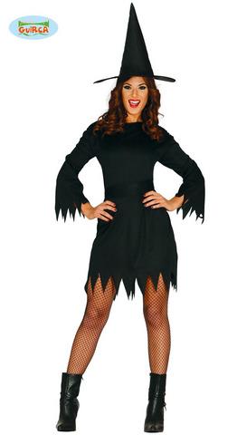 Costume di halloween strega