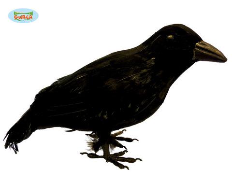 Accessorio di halloween corvo