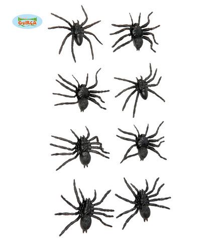Decorazione di halloween ragni